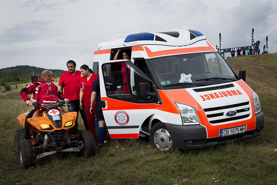 Paramedics Bulgaria